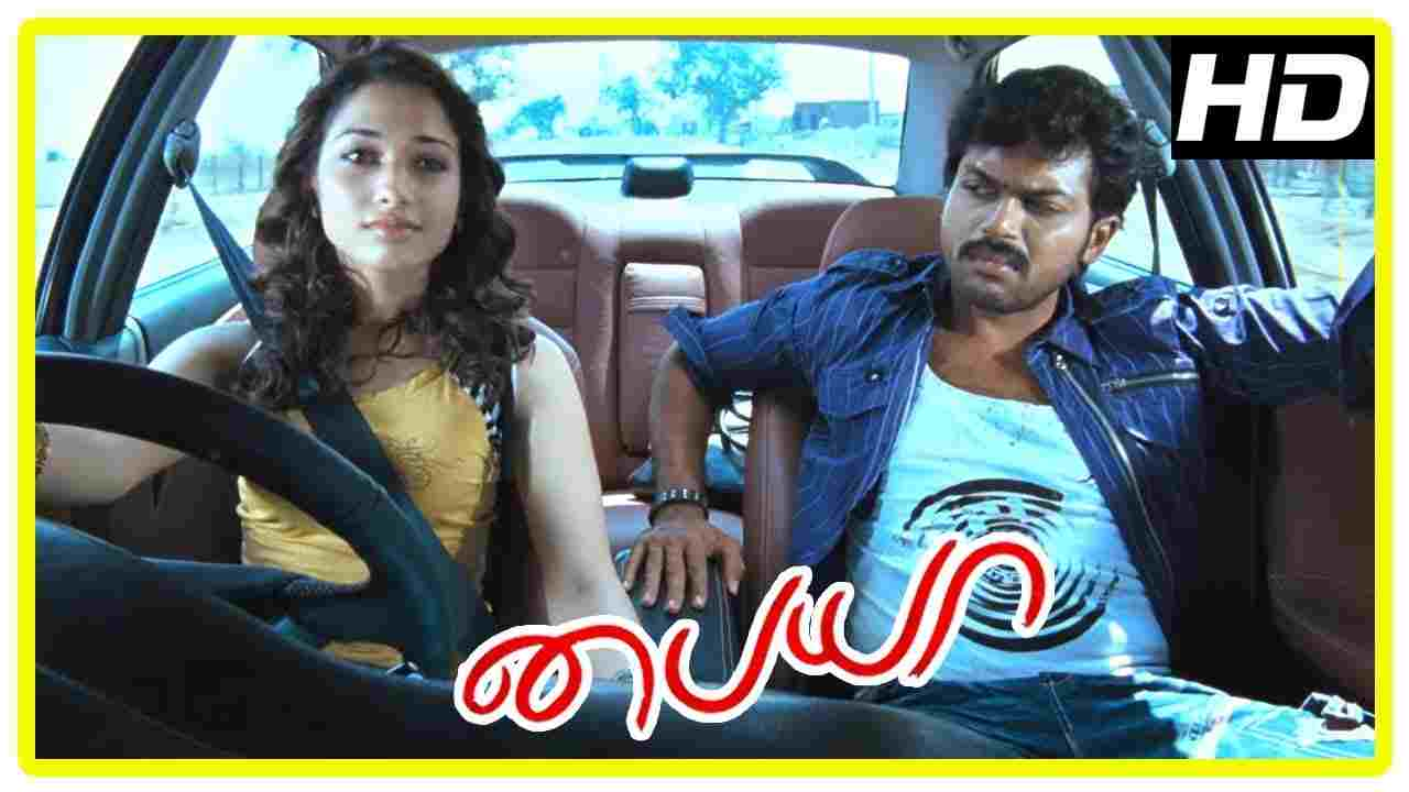 Thuli Thuli Song Lyrics In Tamil, Video – Paiya Movie