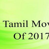 Top Tamil Movies 2017