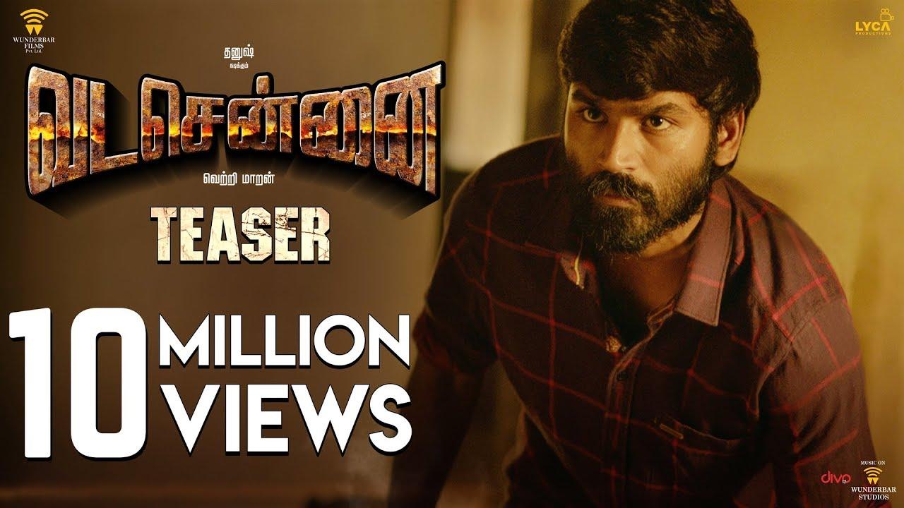 Vada Chennai Full Movie Download, Watch Vada Chennai Online