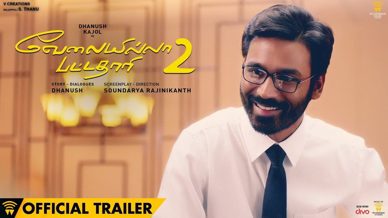 Velaiilla Pattadhari 2 Full Movie Download