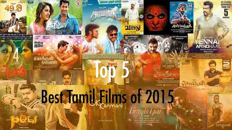 Top Rated Tamil Movies Of 2015