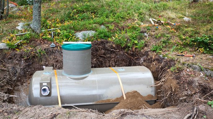 Determining the Cost of a Septic Tank