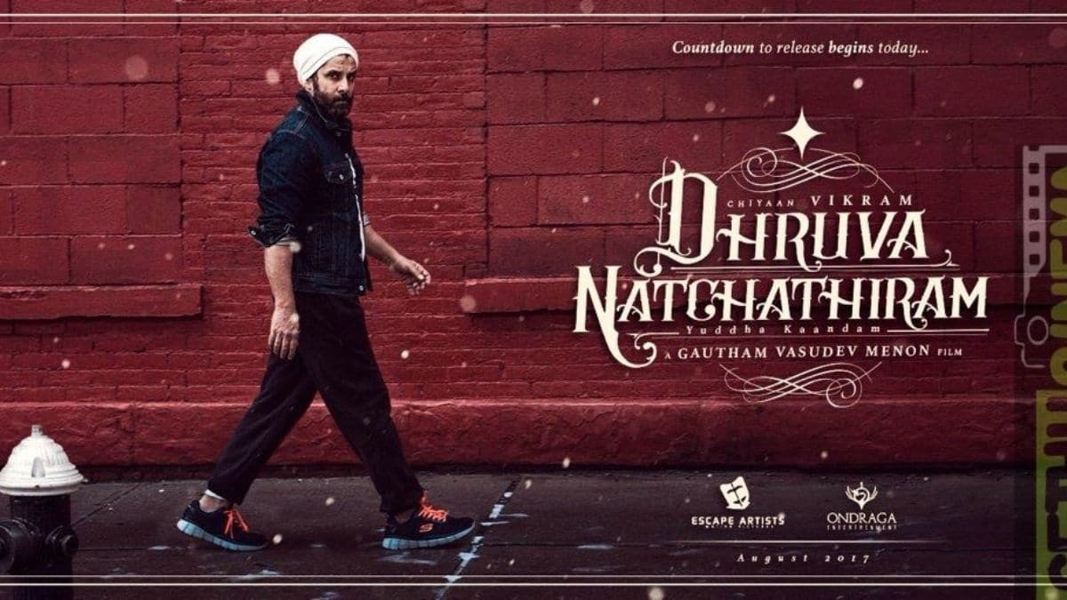 Dhruva Natchathiram Upcoming Movies