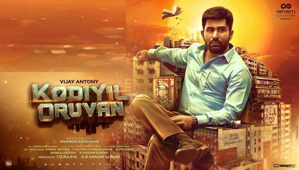 Kodiyil Oruvan Upcoming Movie News