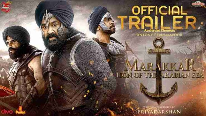 Marakkar: Lion of the Arabian Sea Upcoming Movie News, Trailer and Latest Updates