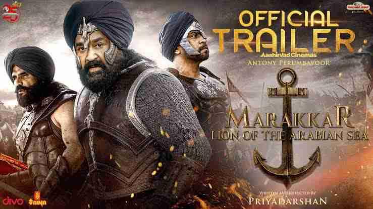 Marakkar: Lion of the Arabian Sea Upcoming Movie News