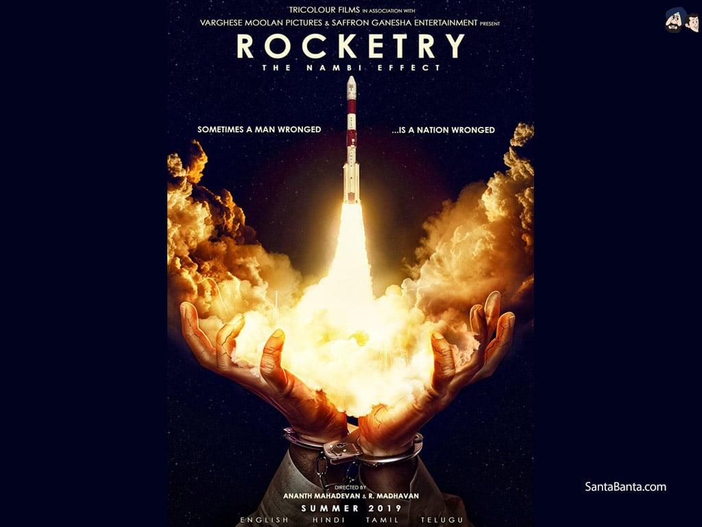 Rocketry Movie News