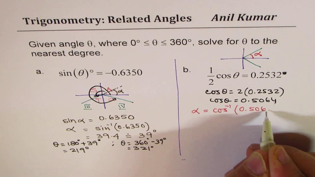Become a Pro in Trigonometry